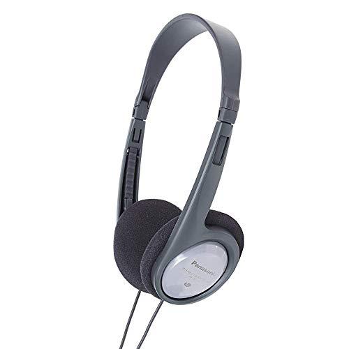 Panasonic RP-HT090 Cuffie a Padiglione Aperto, Leggere per Ottimo Comfort, Cavo da 5 m per...