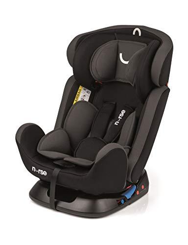 Nurse 7001 487 Driver 2 - Seggiolino auto gruppo 0 1 2 3, da neonato a 36 kg.,...