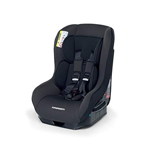 Foppapedretti Go! Evolution, Seggiolino auto Gruppo 0/1 (0-18 Kg) per Bambini dalla...