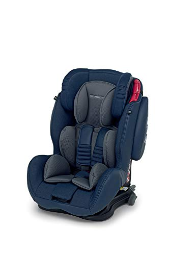 Foppapedretti Isodinamyk Seggiolino Auto, Jeans, Gruppo 1/2/3 (9-36kg), per bambini da 9...