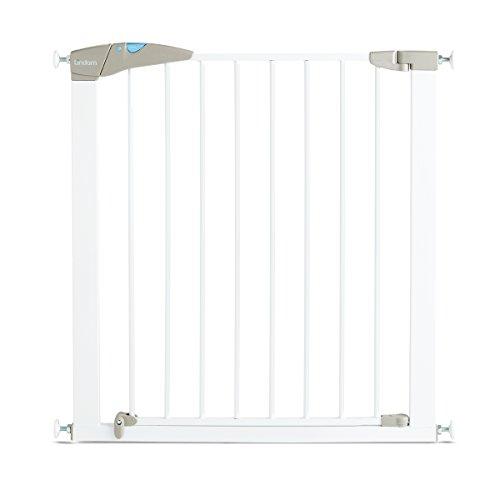 Lindam Sure Shut Axis, Porta di sicurezza adatta per aperture da 76 cm a 82 cm