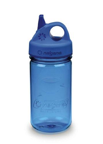 Nalgene Grip-N-Gulp Bottiglia, Trasparente, Taglia Unica