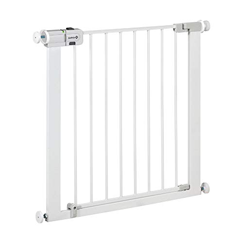 Safety 1st Easy Close Metal Cancelletto di Sicurezza per Bambini, Cani, per Aperture da 73...