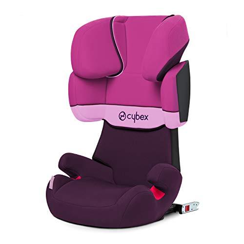 Cybex Silver Solution X-Fix, Seggiolino Auto per Bambini, Gruppo 2/3/15-36 kg, da 3 fino a...