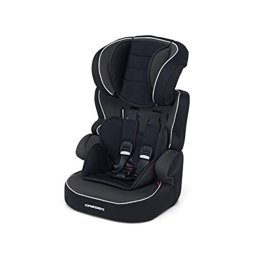 Foppapedretti Babyroad - Seggiolino Auto, Gruppo 1-2-3 (9-36 Kg) per Bambini da 9 Mesi a...