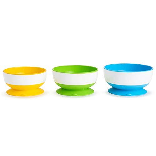 Confezione da 3 Vaschette per Ciotola Munchkin Stay Put