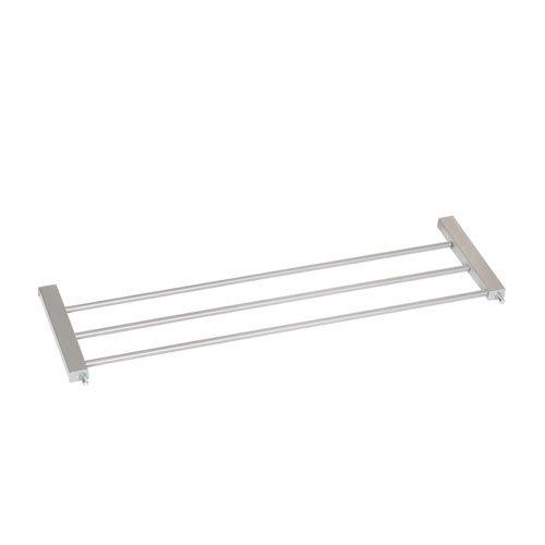 Hauck Wood Lock Cancelletto di Sicurezza in Legno e Metallo per Porte e Scale 75 - 80 cm,...