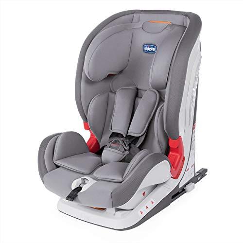 Chicco Youniverse Fix Seggiolino Auto 9-36 kg, Gruppo 1/2/3 per Bambini da 1 ai 12 Anni,...
