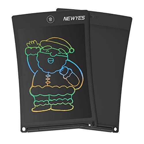 Lcd Tablet da Scrittura Colorato - Blocco da scrittura elettronico da 8,5 pollici senza...
