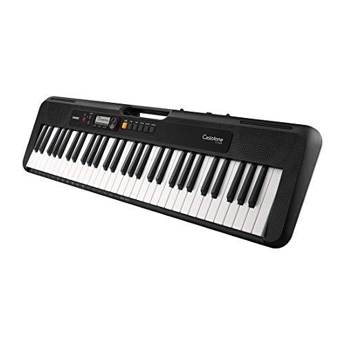 CASIO TONE CT-S200BK tastiera 61 tasti, nero