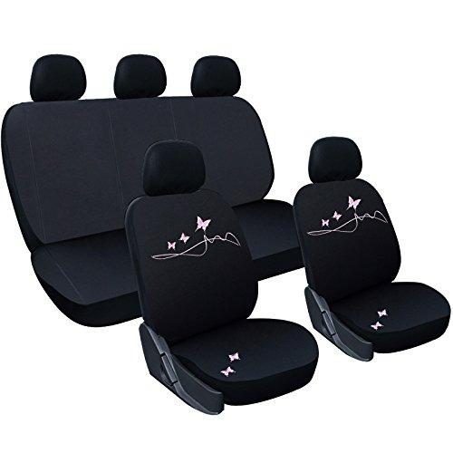 WOLTU AS7304 Set Completo di Coprisedili per Auto Macchina Seat Cover Universali...