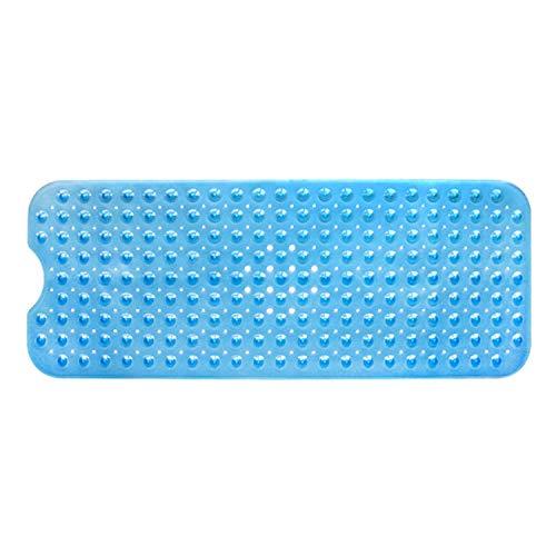 Tenleaf tappetino da doccia, vasca da bagno lavabile in lavatrice, antibatterico, tappeti...