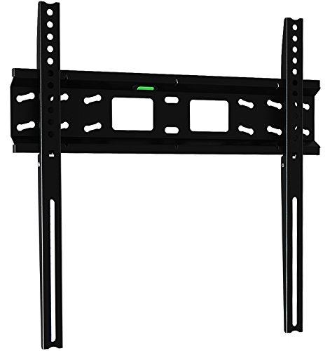 Invision Fisso Supporto TV a Parete Ultra Sottile per Schermi da 32-55 Pollici LED, LCD -...