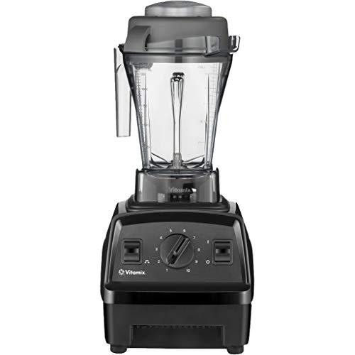 Vitamix VTX BK Explorian E310 Power Blender, Boccale da 1,4 Litri, Nero, Plastica