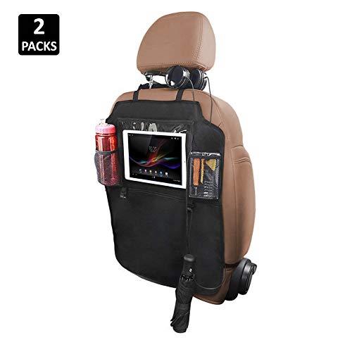 Protezione Sedile Auto Bambini,DS Corporation,Proteggi Sedile Posteriore Auto,2 Pezzi...