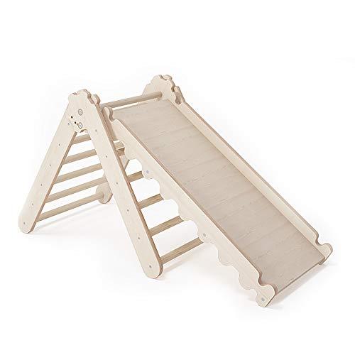 MAMOI Triangolo Triangle Gym per Bambini Struttura per Arrampicata Indoor Triangolo per...
