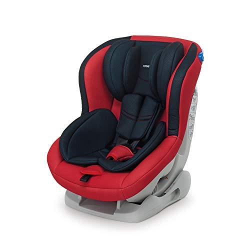 Foppapedretti Mydrive Seggiolino Auto, Rosso, Gruppo 0/1 (0-18kg), per Bambini dalla...