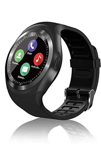 Smartwatch Bluetooth Smart Watch Orologio Intelligente con SIM Card Slot Schermo Touch...