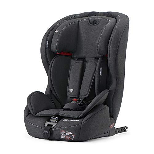 Kinderkraft Seggiolino Auto SAFETY FIX, con Isofix, Poggiatesta Regolabile, per Bambini,...