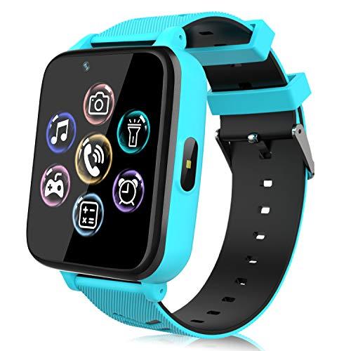 Smartwatch per Bambini, Orologio Telefono per Ragazzo e Ragazza Touchscreen con...