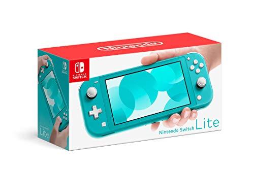 Nintendo Swich Lite Turchese
