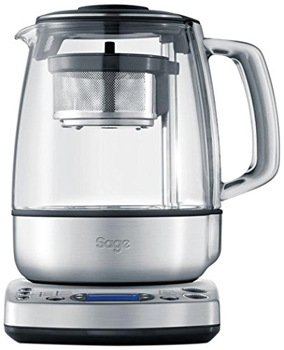 Sage Appliances BTM800UK Bollitore per tè, 2000 W, 5 Cups, Vetro