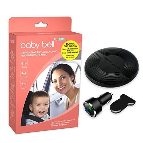Steelmate Baby Bell Plus dispositivo anti abbandono di ultima generazione