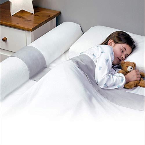 BANBALOO- Barriera di sicurezza anticaduta per letto da bambino/Ringhiera di schiuma...