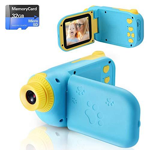 Fotocamera per Bambini Giocattolo Videocamera Digitale per Bambini Giocattolo per Bambini...