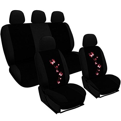 WOLTU AS7251 Set Completo di Coprisedili per Auto Macchina Seat Cover Universali...