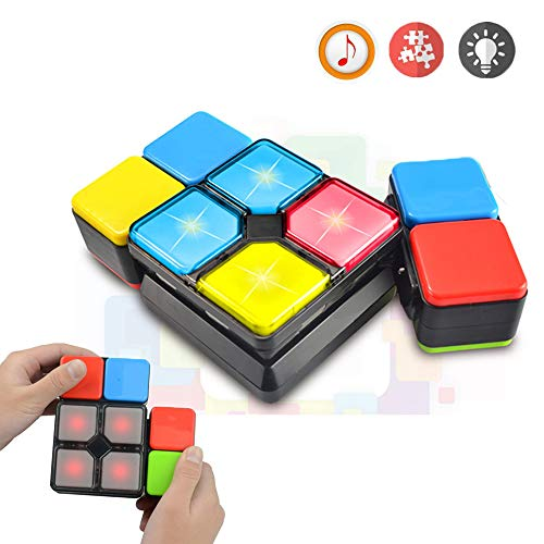 Regali per 6-12 Anni Ragazze Ragazzo Joy-Fun Cubo di Rrubik Puzzle Magico 4 Modalità...