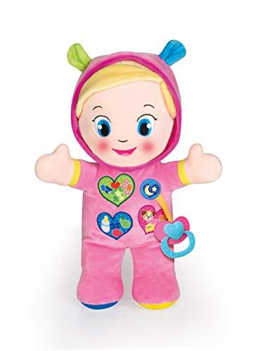 Clementoni- Baby Alice, la Mia Prima Bambola, 10+ Mesi, Colori Assortiti, 17201