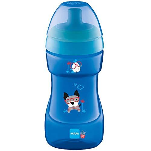 Mam 641411 - Sports Cup, Bicchiere con beccuccio, bambino