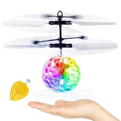Blasland Palla Volante, Giocattoli per Bambini Mini Drone Elicottero Telecomandato Aereo...