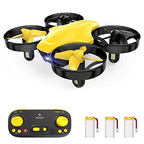 SNAPTAIN SP350 Mini Drone per Bambini, Quadricottero RC con Telecomando, Funzione...