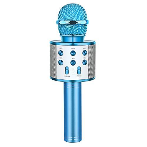 dmazing Giocattoli Bambino 6 7 8 9 10 Anni, Regali di Natale Bambino 3-9 Anni Microfono...
