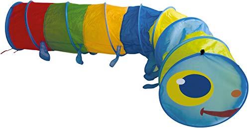 Bieco 22000008 - strisciare Lunghezza Caterpillar Circa 2:50 m, Multicolore