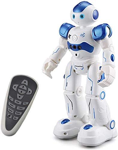 Robot Giocattolo Threeking RC Robot Regalo per la Musica 8+ Years Old Bambini...