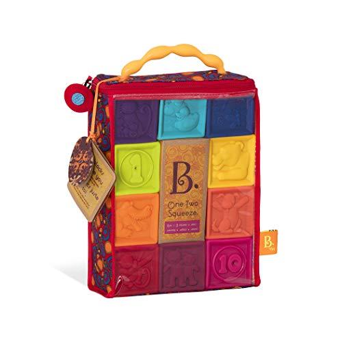 B. Toys- Cubi Morbidi per Bambini, BX1002Z