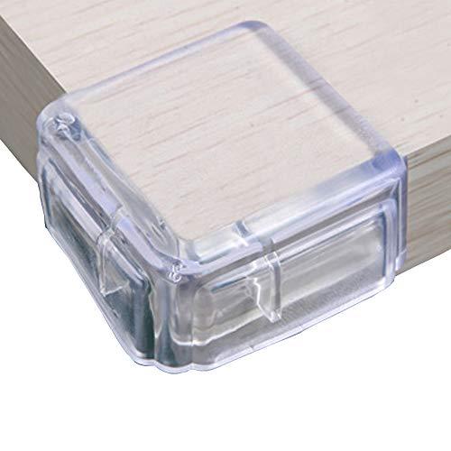 Neotech Care - paraspigoli/protezioni per mobili - in gomma siliconica trasparente -...