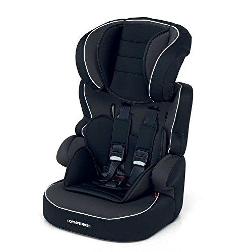 Foppapedretti Babyroad - Seggiolino Auto, Senza ISOFIX, Gruppo 1-2-3 (9-36 Kg) per bambini...
