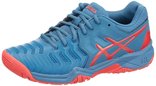 ASICS Gel-Resolution 7 GS Junior Scarpe da Tennis - AW18-39