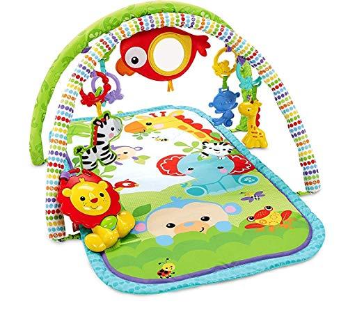 Fisher-Price Palestrina della Foresta con 3 Livelli di Gioco, 5 + 1 giocattoli, Musica e...