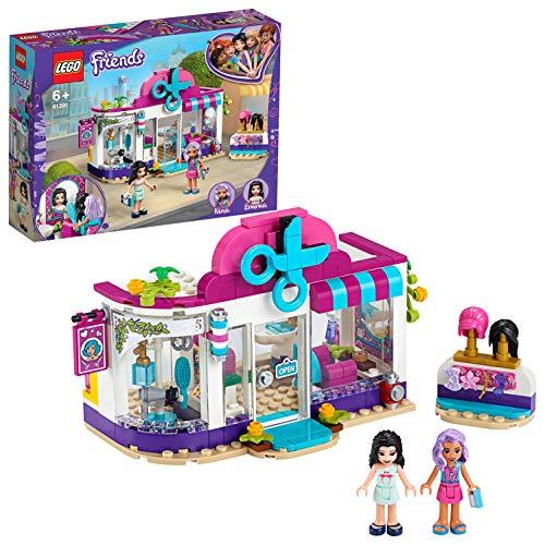 LEGO Friends Il Salone di Bellezza di Heartlake City, Set di Costruzioni Ricco di Dettagli...