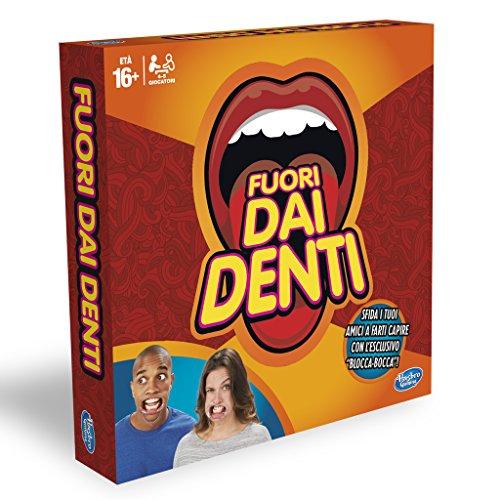Hasbro Gaming - Fuori dai Denti (Gioco in Scatola), C2018103