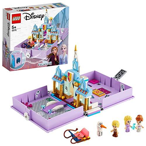 LEGO DisneyPrincess FrozenIIIlLibrodelleFiabediAnnaedElsa, Giocattolo...