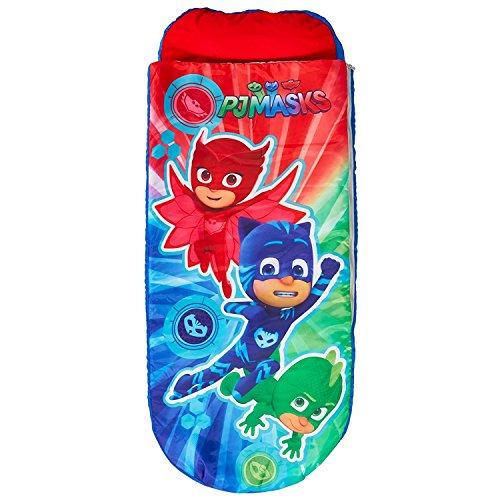 Readybed PJ Masks Junior - Sacco nanna per bambini e gonfiabile in one, multicolore,...