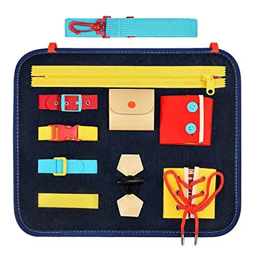 Teaisiy Giochi Montessori 1-4 Anni, Regali di Natale Giocattoli Bambina 1-4 Anni Regali...