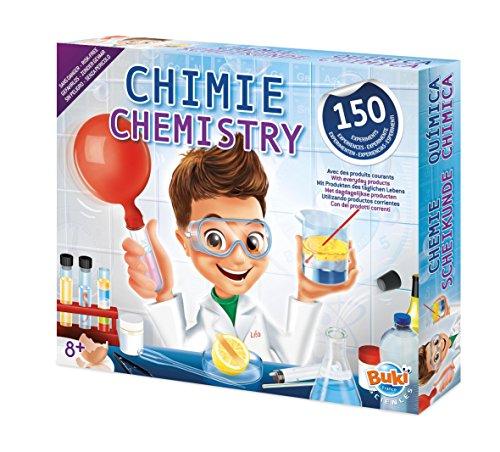 BUKI 8360 - Chimica 150 esperimenti