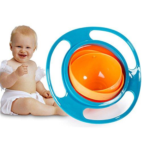 Itian Gyro Ciotola 360 Bambini Rotanti - Non Fuoriuscita Di Alimentazione Bambino